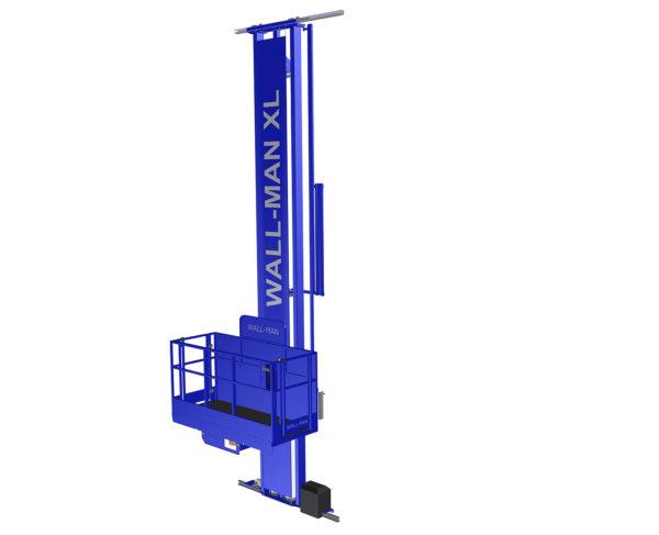 Подъемник для маляра повышенной мощности WALL-MAN XL
