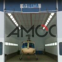 Покраска вертолетов