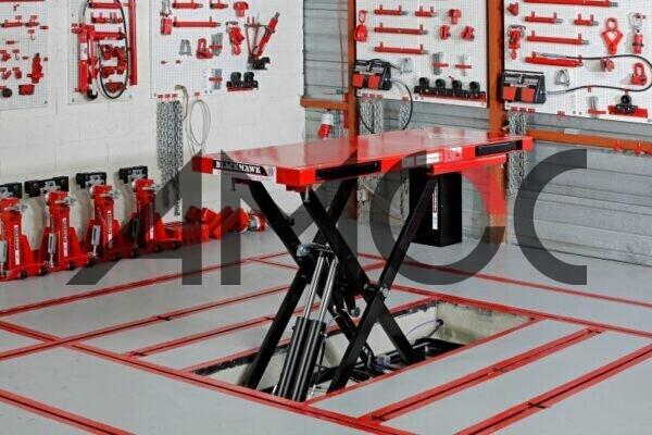 Стапель KOREK Blackhawk STL3500 800x533